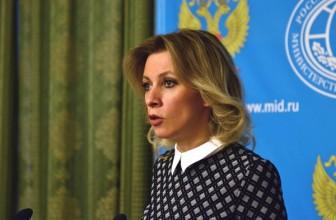 Захарова назвала США «беспомощными» из-за обвинений в адрес РФ — По ее мнению, США делают это, чтобы решить «свои задачи»