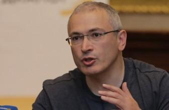 Песков прокомментировал устроенный Ходорковским отбор кандидатов в президенты — Он сказал, что такие проекты устраивают люди, оторванные от российской повестки дня