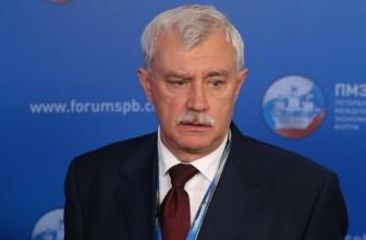 Полтавченко прокомментировал слухи о собственной отставке — «Я никуда не собираюсь»