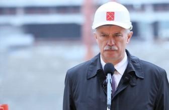 В Смольном информацию об отставке Полтавченко назвали слухами — И напомнили, что полномочия губернатора истекут через два года