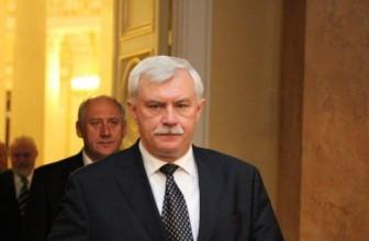 Георгий Полтавченко призвал новый ЗакС Петербурга засучить рукава — И пожелал крепкого здоровья