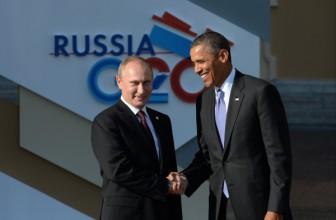 Путин и Обама не обсуждали санкции — Сконцентрировались на темах Сирии и Украины