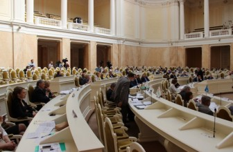 Новый ЗакС Петербурга соберется 28 сентября — Изберут спикера
