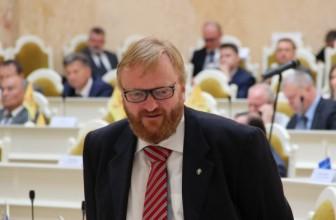 Милонов готов помочь священнику Грозовскому с оплатой услуг адвоката — Грозовского обвиняют в педофилии