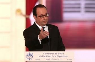 Европа заинтересована в снятии санкций с России — Олланд — От нынешнего положения дел страдают обе стороны, отметил Олланд