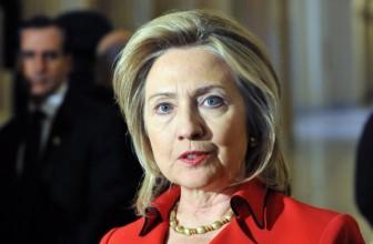 ФБР: Клинтон забыла важный документ в российской гостинице — Когда была госсекретарем