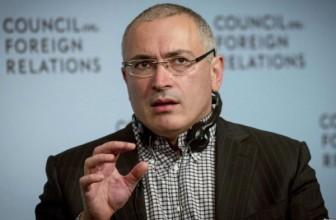 Ходорковский запустил проект по поиску нового президента России — Чтобы заменить Путина