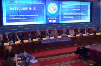 Центризбирком утвердил результаты выборов в Госдуму — По результатам проверки 100% бюллетеней