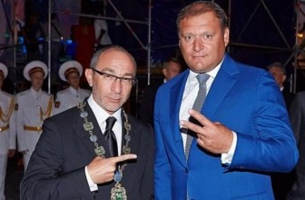 В Харькове начались обыски у мэра Кернеса и депутата Добкина — В город выехали сто сотрудников Генпрокуратуры