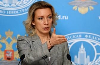 Захарова расценила слова Кирби о терактах в России как угрозу — «Больше похоже на команду «фас», чем на комментарий дипломата»
