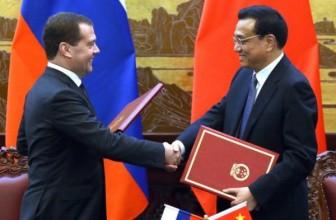 Дмитрий Медведев и премьер Китая встретятся 7-8 ноября в Петербурге — Они заслушают доклады ученых