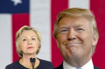 Первый готов. В США прошли дебаты Клинтон и Трампа