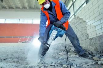 Демонтажные работы требуют привлечения специалистов