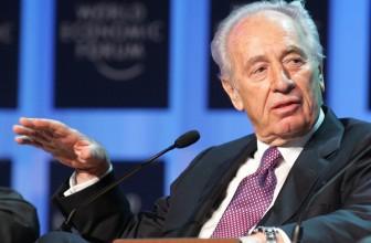 Умер экс-президент Израиля Шимон Перес — Ему было 93 года