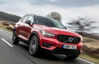 Ford Focus и Volvo XC40 получили пять звёзд в краш-тестах Euro NCAР