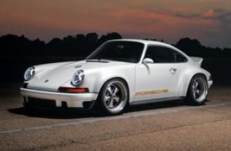 Представлен новый Singer DLS на основе Porsche 911