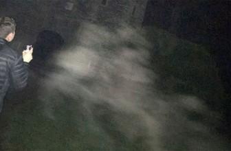 Подростки сфотографировали призрак мчащихся лошадей