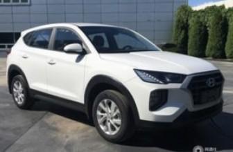 Рассекречена обновленная «китайская» версия Hyundai Tucson