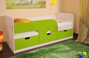Кровать с ящиком — гораздо больше возможностей