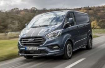 В России стартовали продажи Ford Tourneo Custom и Ford Transit Custom