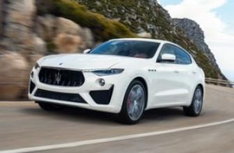 Maserati представила новый «заряженный» кроссовер Levante GTS