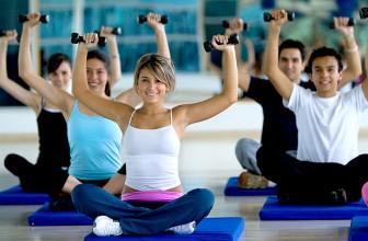 Фитнес помогает выглядеть неотразимо