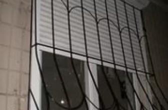 Почему стоит установить на окна дутые решетки