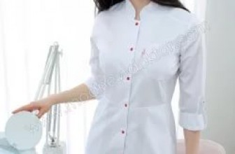 Главная одежда медработника