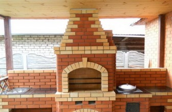 Печь-барбекю важнейшее оборудование в частном доме