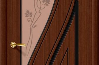 Шпонированные двери как бюджетный вариант