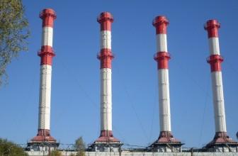 Немного о промышленных дымовых трубах